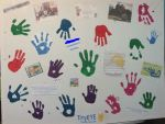 Our Students' High Five Board