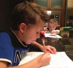 Blog Aiden Writing 2